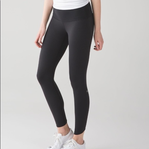 9f5e824002 lululemon athletica Pants | Lululemon Black Free Spirit Pant Size 6 ...